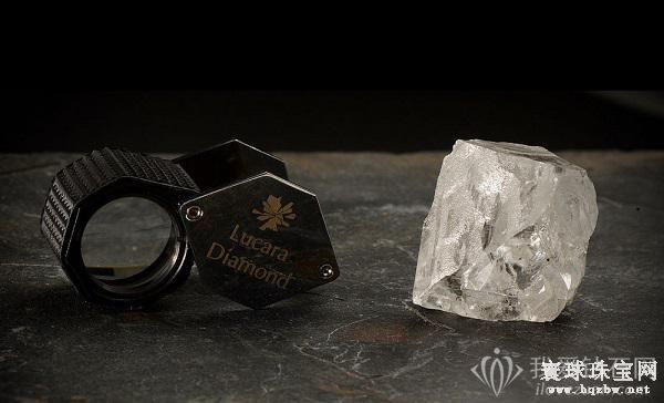 加拿大钻石开采商Lucara 上周公布了新一轮稀有钻石原石招标结果
