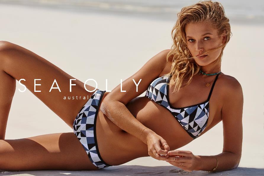 澳洲时尚泳装品牌SEAFOLLY正式进驻中国