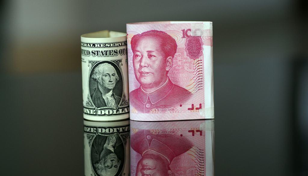 """人民币汇率""""长期锚""""稳定 双向波动仍将回归?"""