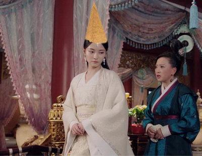 "SNH48许佳琪新剧发型遭吐槽 胡兵补刀""竹笋娘娘"""