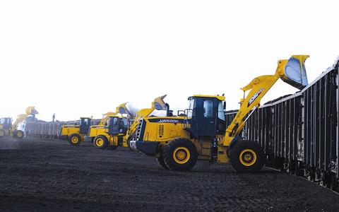 5月份全国铁路煤炭发运量1.9亿吨 同比增长9.6%