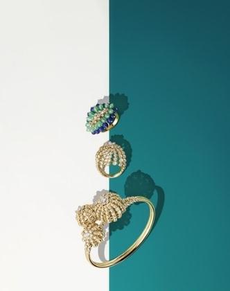 卡地亚Cactus de Cartier系列珠宝全新作品