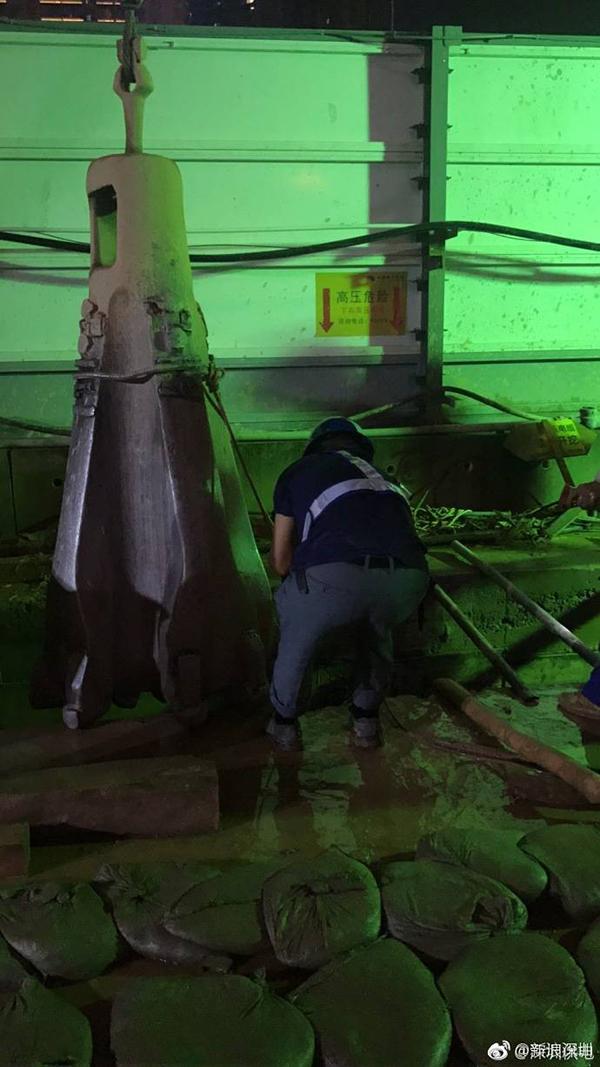 供电局怼深圳地铁 严禁开挖你还一挖再挖?