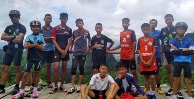 泰国被困小球员已有4人获救 国际各界仍积极参与进一步救援工作
