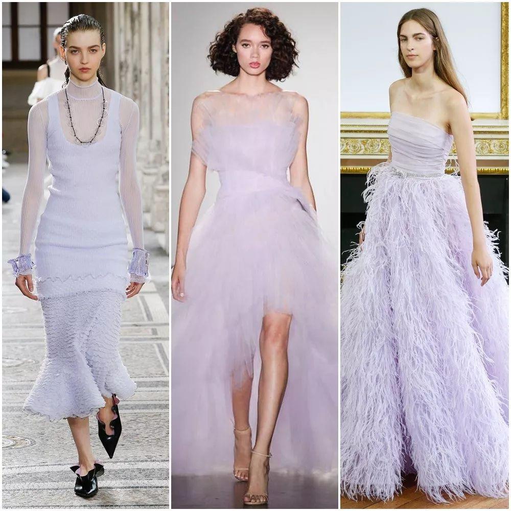 薰衣草紫才是2018最美流行色