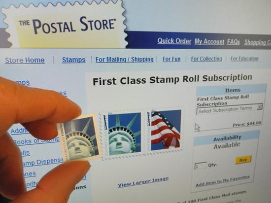 邮票用错自由女神像 将赔350万美元