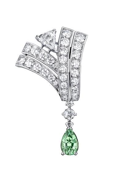 路易威登CONQUÊTES-REGALIA高级珠宝系列