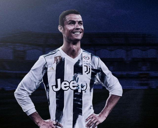 C罗正式加盟尤文图斯 足球世界里没有什么不可能