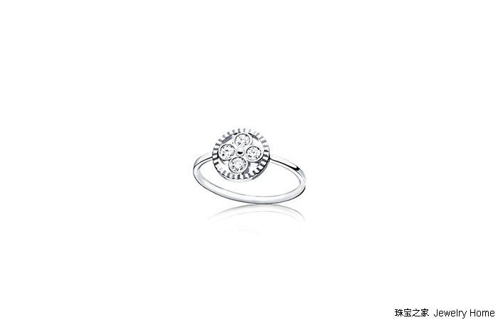 路易威登DENTELLE DE DIAMANTS系列珠宝 尽显女人优雅得体一面