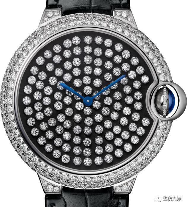 三款卡地亚珠宝腕表推荐