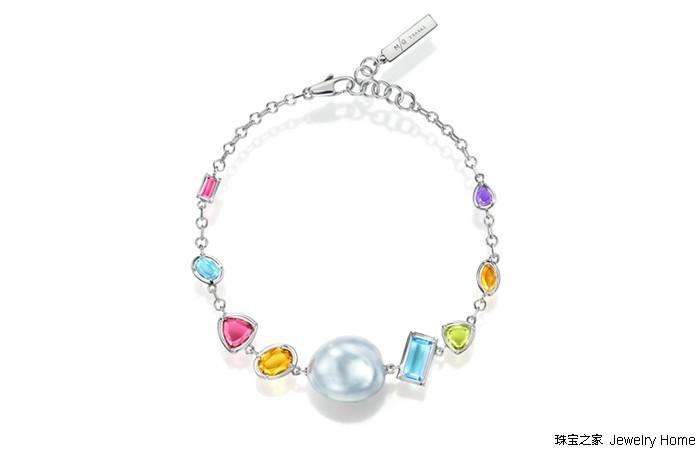 TASAKI塔思琦Baroque珍珠系列 每一款都透露着不同的风情