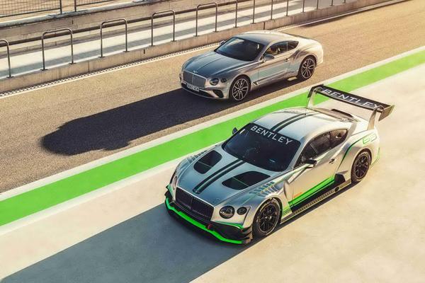 宾利将携三台性能超凡车型亮相古德伍德速度节