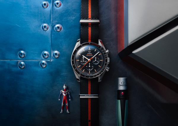 欧米茄奥特曼限量版腕表开启线上预订