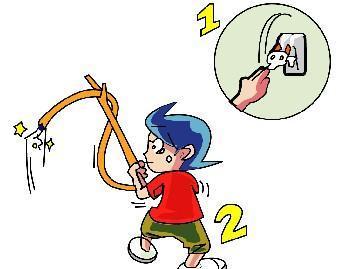 触电急救基本原则