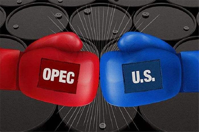 OPEC原油产量增长 美油大幅下挫