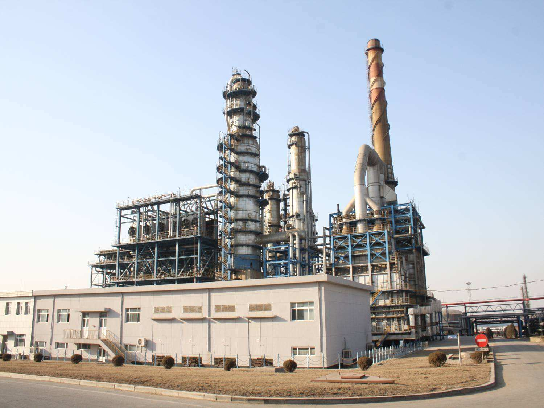 辽阳石化公司VOCs减排和治理项目正式投用