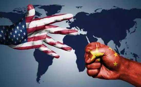 中美贸易战摩擦升级 现货白银不幸躺枪