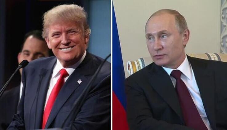 特朗普评与普京关系:是朋友还是敌人现在说不好