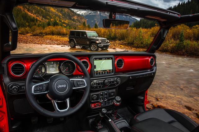 Jeep新一代牧马人或7月23日上市