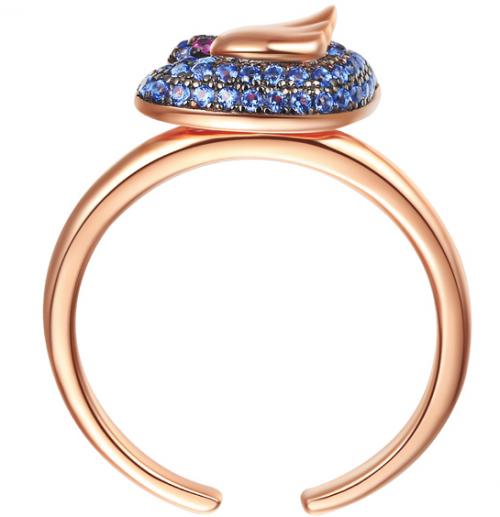 """安左拉发布了全新的品牌策略——""""法式灵感,创意珠宝"""""""
