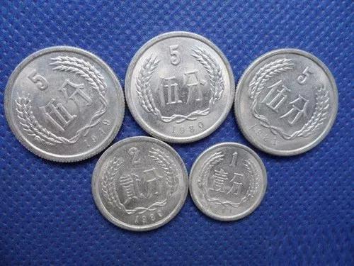 一分硬币的收藏价值