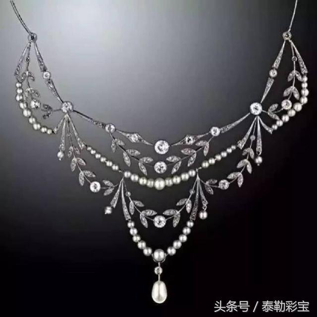 那些惊艳了岁月的海外回流珠宝