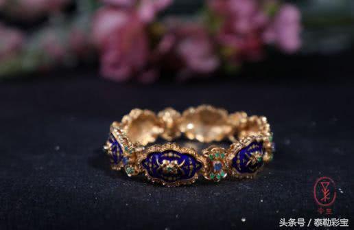 故宫里的那些古董珠宝 如浩瀚星空的点点繁星