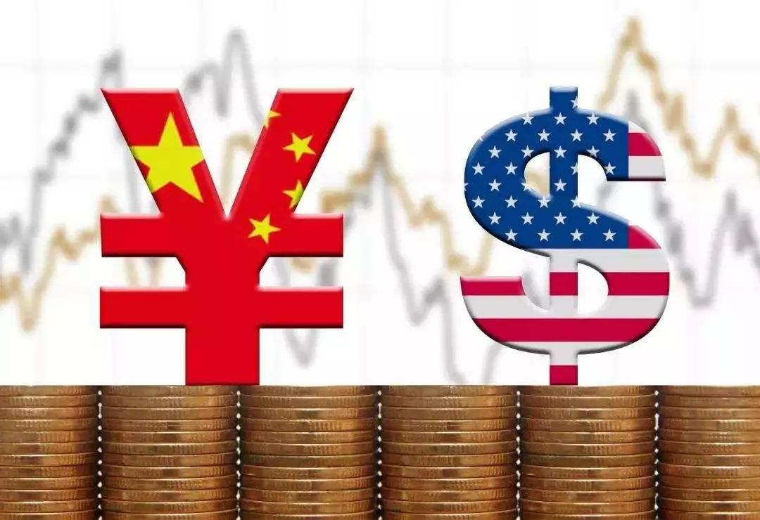 """技术面现""""死亡交叉""""!人民币对美元汇率大幅下挫"""