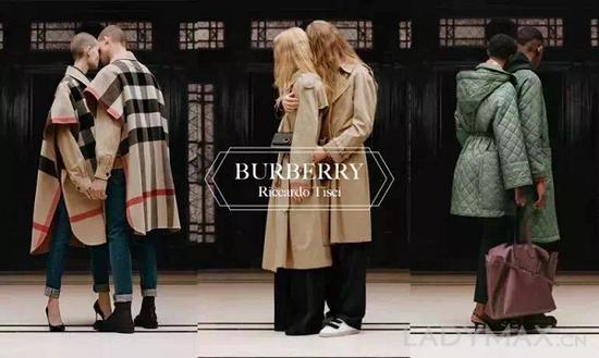 Burberry业绩走下坡 掉出奢侈品第一梯队