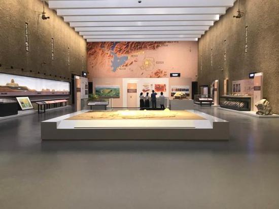 良渚古城遗址明年申遗 良渚博物院的重要性不言而喻