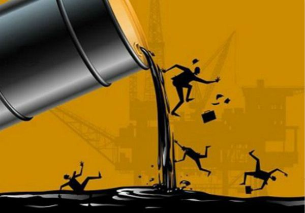国际油价暴跌布伦特一度暴跌7% 因利比亚宣布恢复东部原油出口