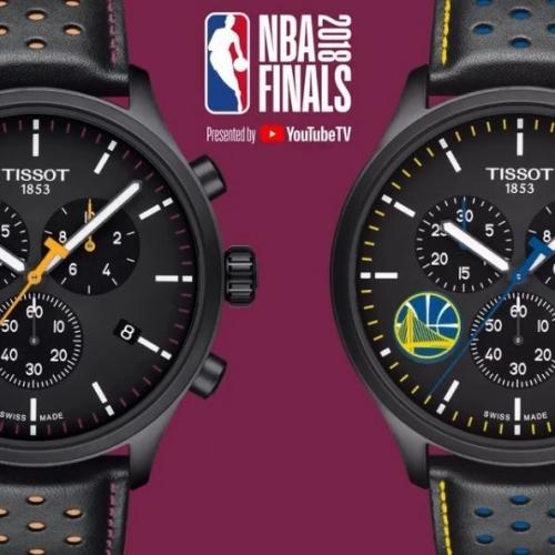 天梭表助力NBA总决赛创造传奇纪录