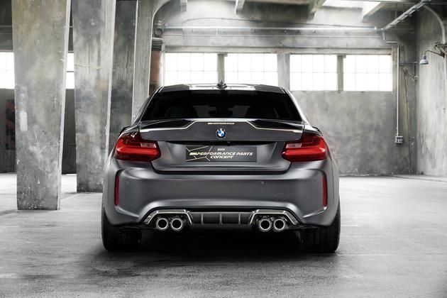 宝马M2 M Performance概念车官图