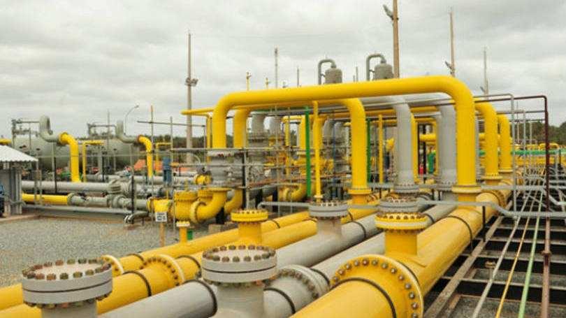 上半年国内天然气进口4208万吨 增加35.4%