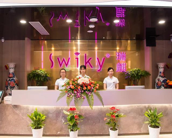 瑞麒珠宝水贝金座总部新展厅正式营业