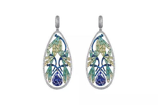 战斗民族的珠宝设计 居然有着意想不到的美