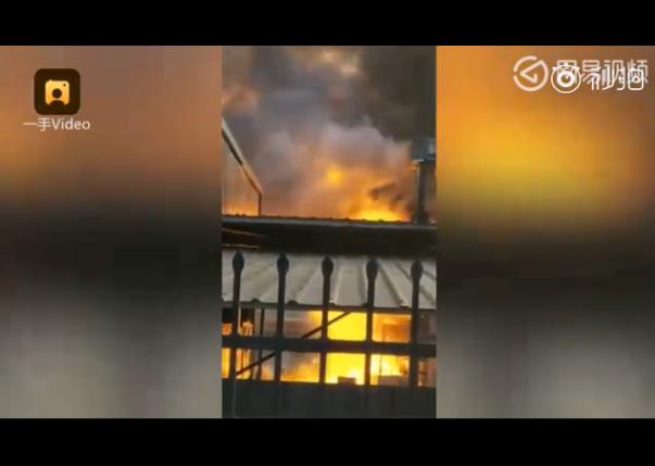 四川宜宾发生爆燃事故 已致19人死亡12人受伤