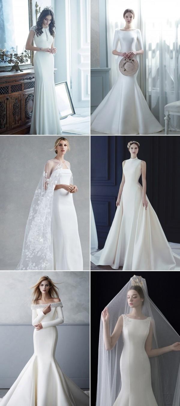 永不褪色的经典 20年后依然会流行的婚纱礼服