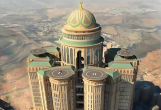 土豪耗资35亿美元修建的全球最大的酒店到底有多奢华