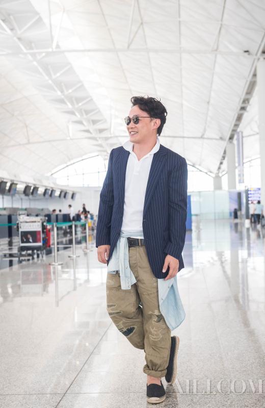 陈奕迅受邀出席2018温布尔登网球锦标赛
