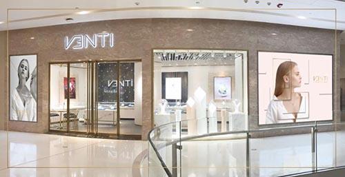 VENTI珠宝买手集合店入驻长沙国金中心