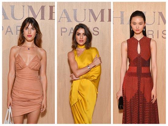 法国殿堂级珠宝世家CHAUMET尚美巴黎发布高定珠宝套系
