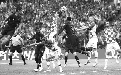 法国世界杯夺冠 世界杯落下帷幕