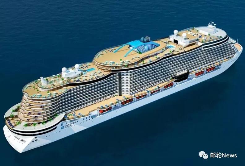 诺唯真邮轮大手笔又订购建造两艘14万吨级邮轮
