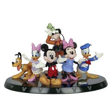 施华洛世奇以闪亮迷人的全新迪士尼系列庆祝迪士尼米奇90周年