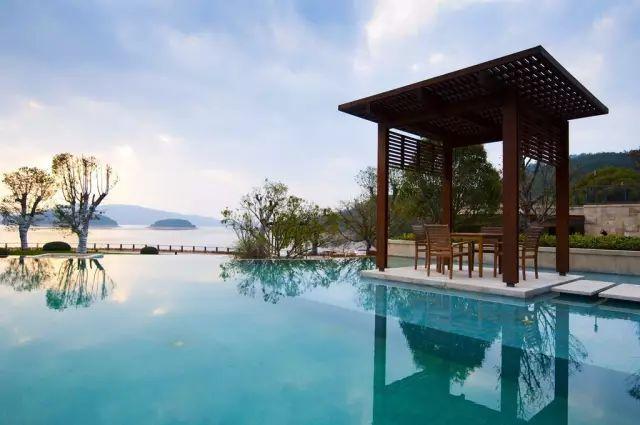 国内5处最美岛屿酒店 堪比圣托里尼