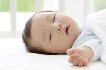 婴儿睡眠时间表