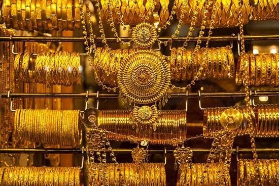 如何鉴别黄铜首饰与黄金首饰