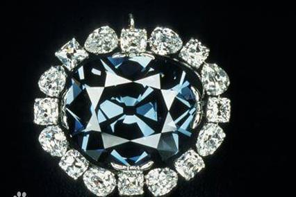 希望蓝钻石传说_希望蓝钻石起源_希望蓝钻石故事_希望蓝钻石历史