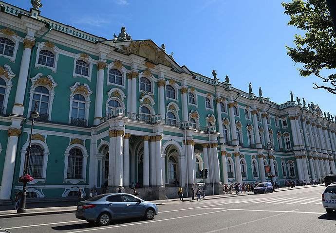 俄罗斯旅游必去景点